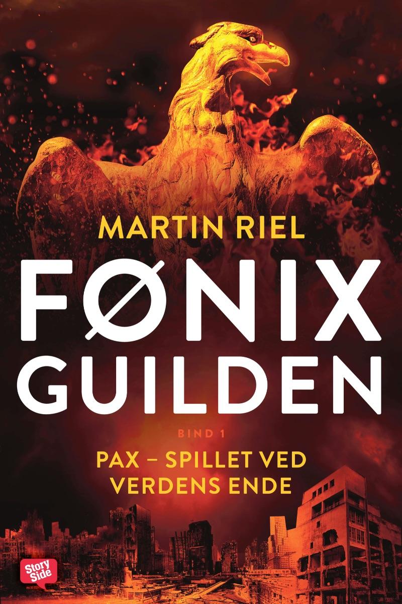 Fønix guilden bind 1 forside