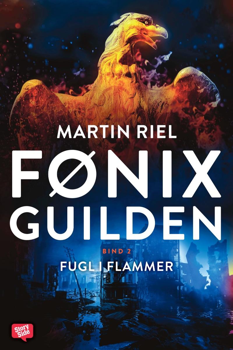 Fønix guilden bind 2 forside