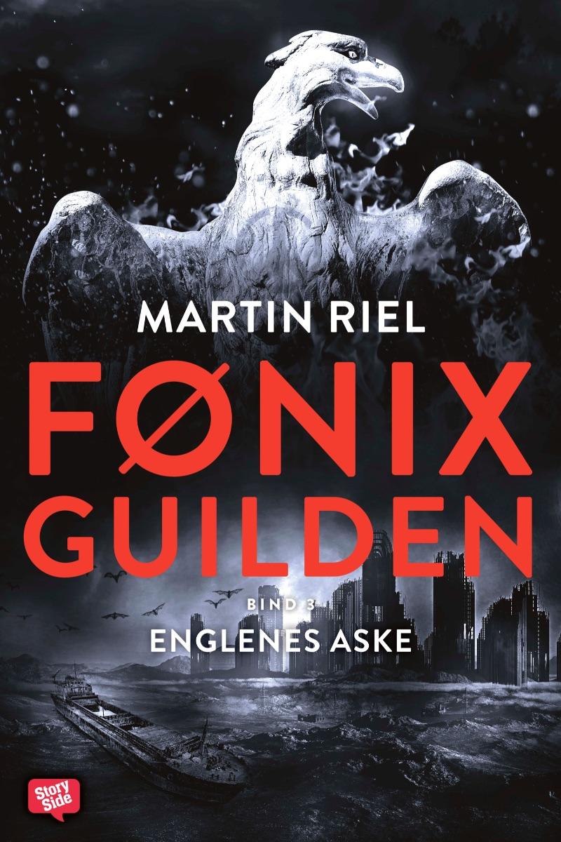 Fønix guilden bind 3 forside